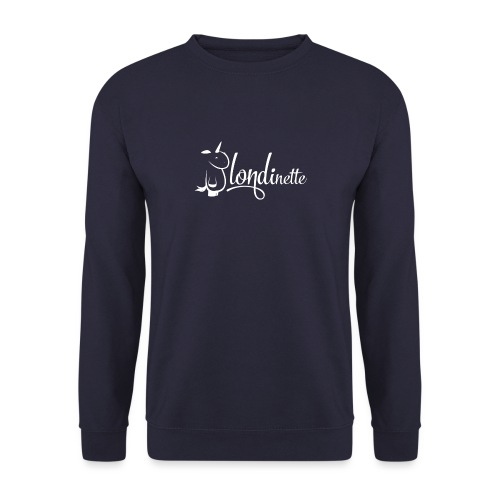 Blondinette - Sweat-shirt Homme