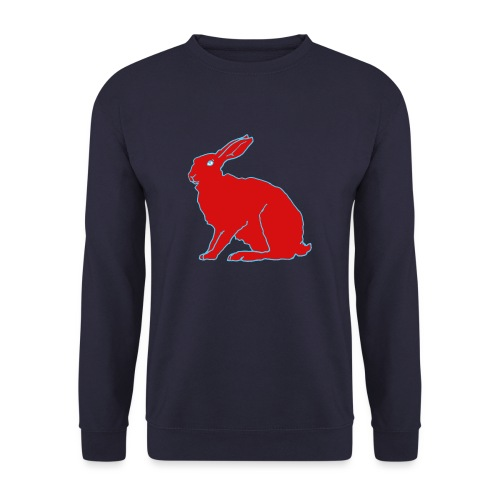 Roter Hase - Unisex Pullover