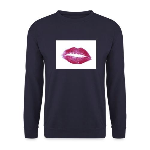 maglia bacio - Felpa da uomo