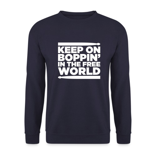Keep on Boppin' - Men's Sweatshirt