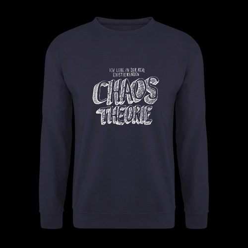 Chaos Theory (valkoinen) - Miesten svetaripaita