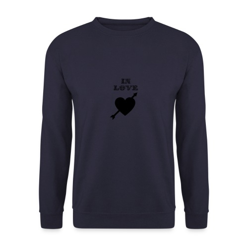 I'm In Love - Felpa unisex