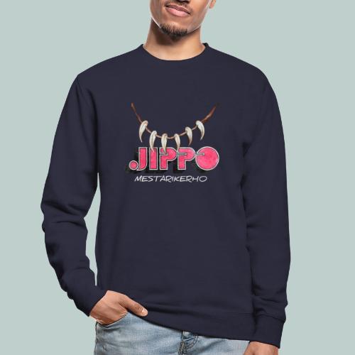 jippomestari_pink - Unisex svetaripaita