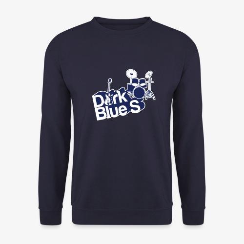 DarkBlueS outline gif - Men's Sweatshirt