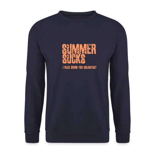 SUMMER SUCKS - Unisex sweater