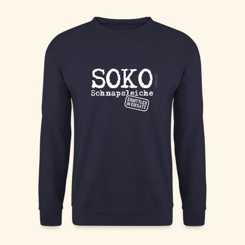 Sauf T Shirt SOKO Schnapsleiche - Männer Pullover