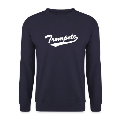 Trompete Baseball-Style - Männer Pullover