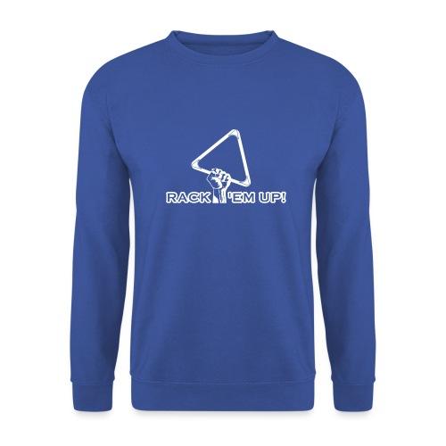 "Billard Shirt ""Rack 'em up! - Pool Billard - Unisex Pullover"