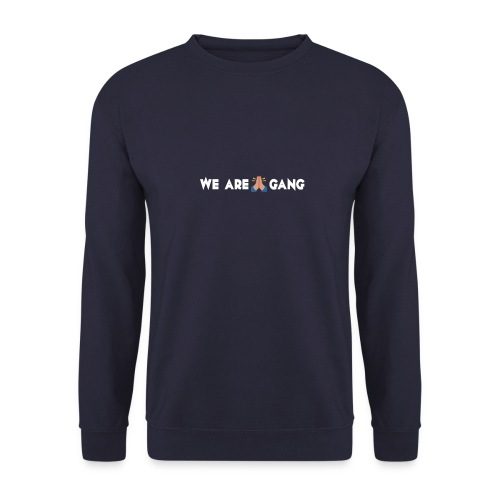 WE ARE BLESS WIT png - Unisex sweater