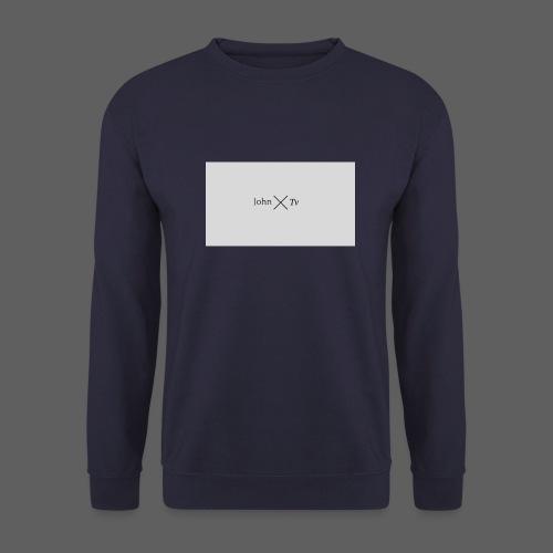 john tv - Men's Sweatshirt