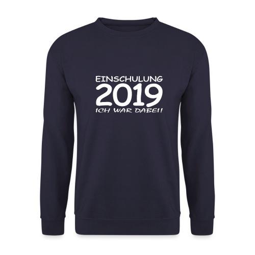 Einschulung 2019 - Männer Pullover
