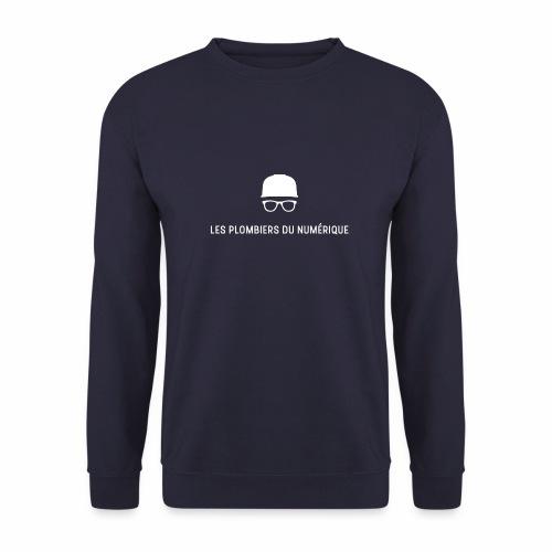 LES PLOMBIERS - Sweat-shirt Homme