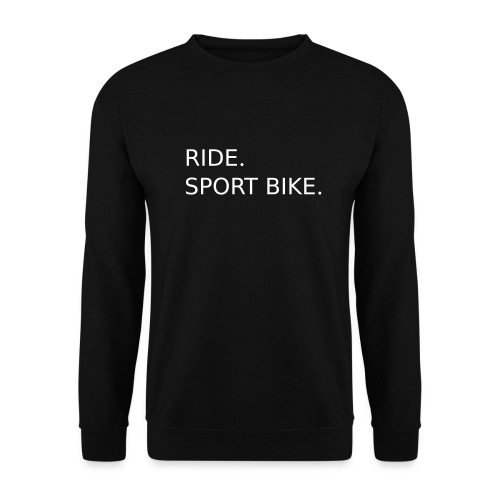 RIDE. SPORT BIKE. 0SB12 - Unisex Sweatshirt
