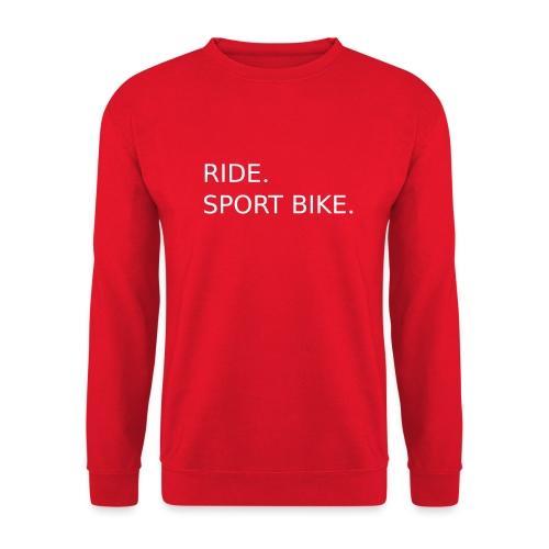 RIDE. SPORT BIKE. 0SB12 - Unisex Sweatshirt
