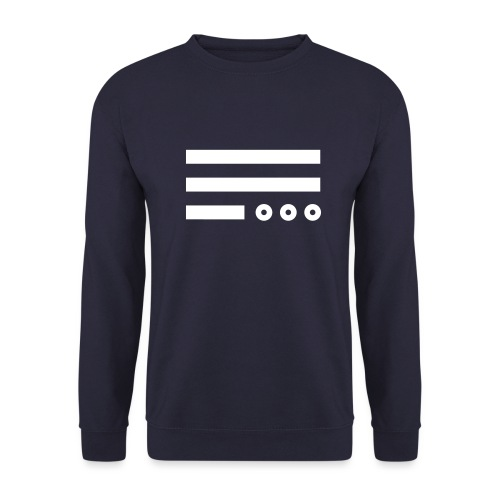 The Day He Is Out Of Office Flag - Männer Pullover