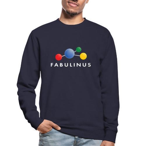 Fabulinus logo enkelzijdig - Unisex sweater
