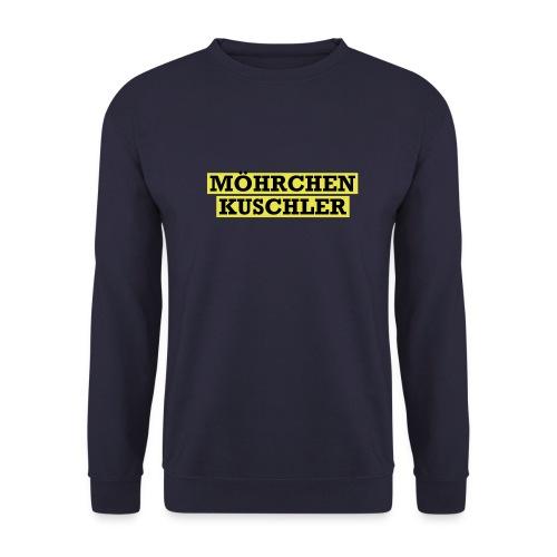 Möhrchenkuschler - Männer Pullover