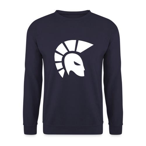 centurion racing icon White - Unisex Sweatshirt