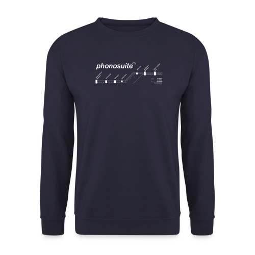 phonosuite map - Unisex Pullover
