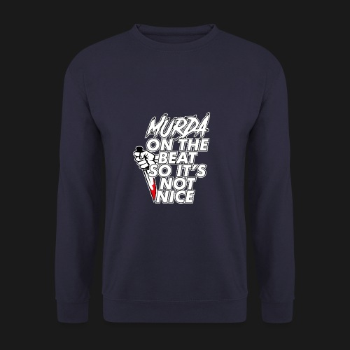 Murda on the beat - Sweat-shirt Homme