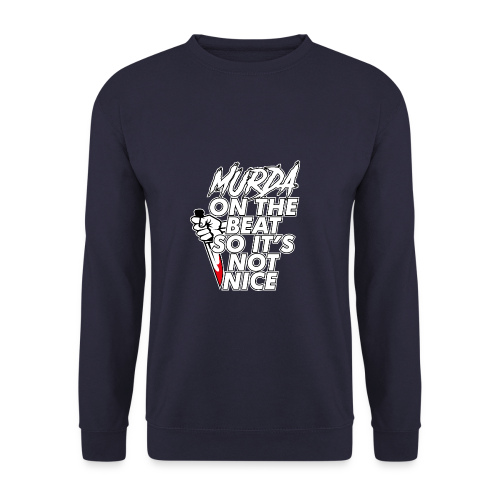 Murda on the beat - Sweat-shirt Homme
