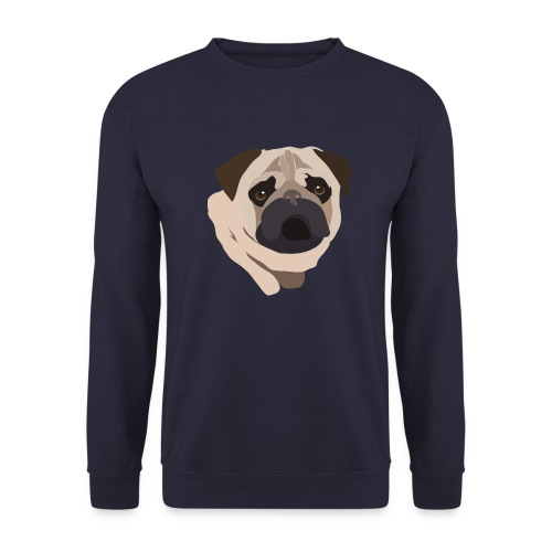 Pug Life - Men's Sweatshirt