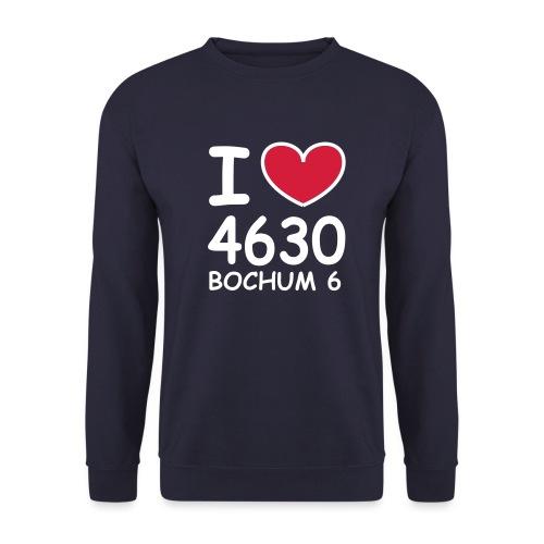 I ♥ 4630 BOCHUM 6 - Männer Pullover