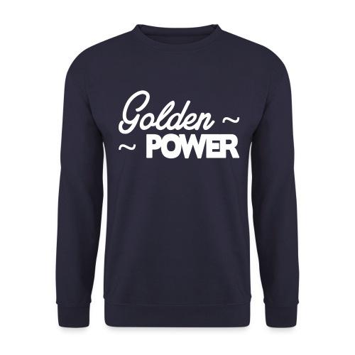 GoldenPower Trui png - Mannen sweater