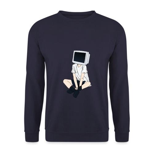 Monitor Head 3 - Men's Sweatshirt