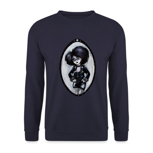 Trad Goth Art by E. R. Whittingham - Unisex Sweatshirt