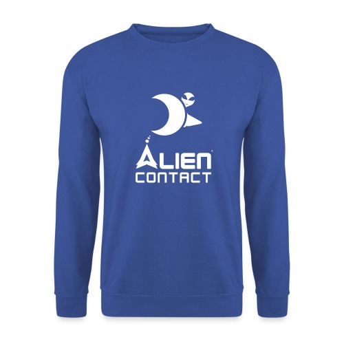 Alien Contact - Felpa unisex