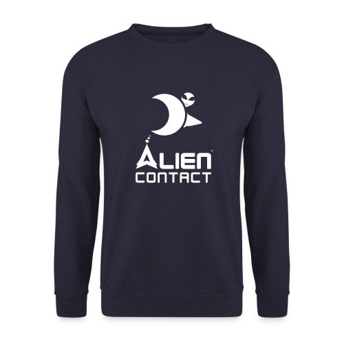 Alien Contact - Felpa da uomo