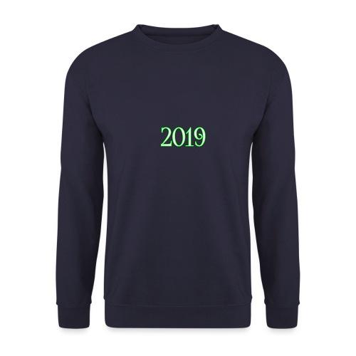2019 - Men's Sweatshirt