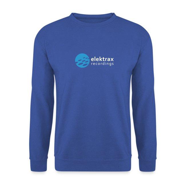 logo elektrax recordings blue