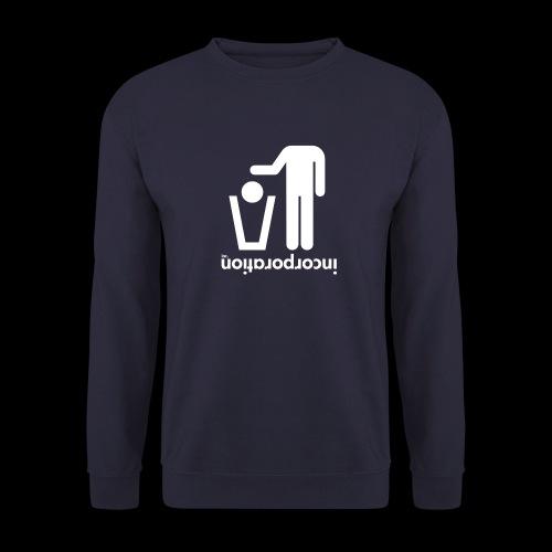 inctrashead02 png - Sweat-shirt Unisexe