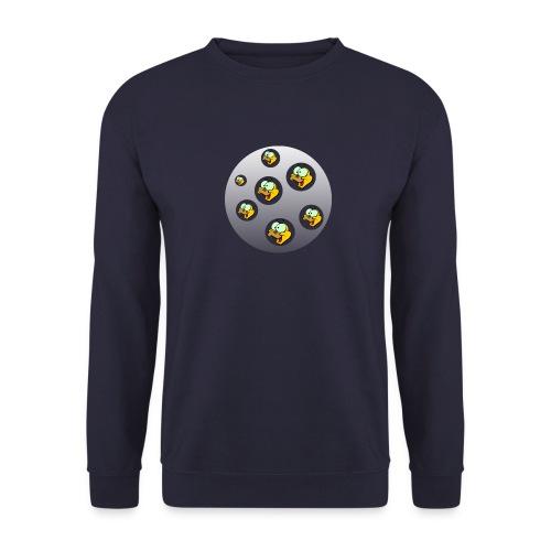 REX Awesomeness hvid - Herre sweater
