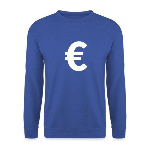 EuroWhite - Sweat-shirt Unisex
