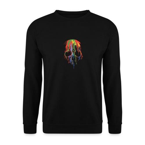 Skull and Colours - Sudadera hombre