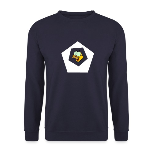 REX Polygon Hoved png - Herre sweater