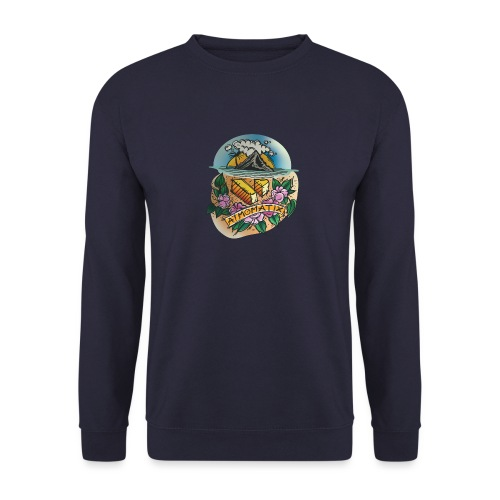Isle of Atmomatix T-shirt - Men's Sweatshirt