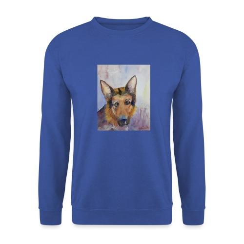 german shepherd wc - Herre sweater