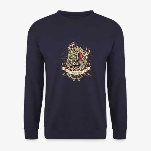 Drachengeist - Männer Pullover