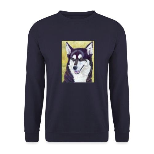 Siberian husky - Herre sweater