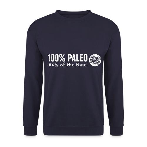 100paleo80ofthetime - Herrtröja