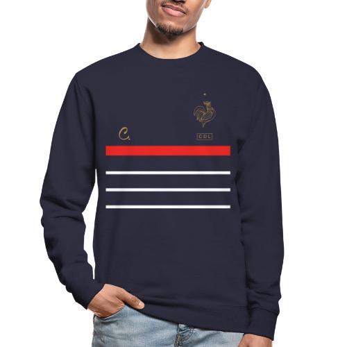 98 sweat navy - Sweat-shirt Unisexe