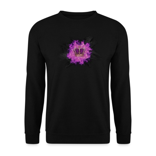Fire Crown - Sweat-shirt Unisexe