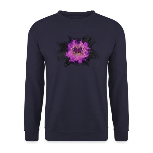 Fire Crown - Sweat-shirt Unisexe