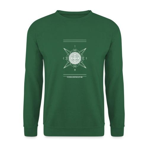 DE PIONEER [WIT] - Unisex sweater
