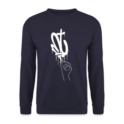 drip tag - Unisex Sweatshirt