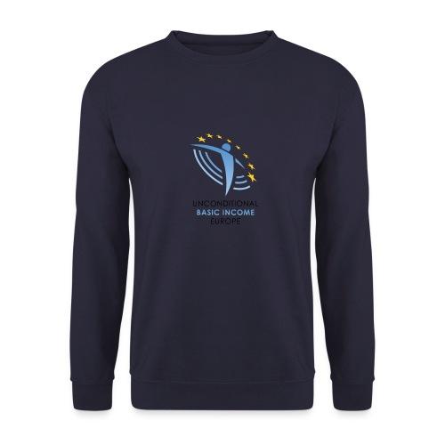 01 ubie on white centered png - Unisex sweater